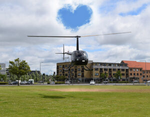 Helikoptertur med HeliCompany