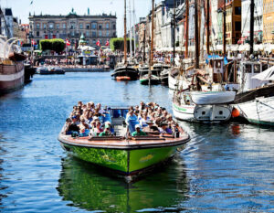 Kanalrundfart i København med Stromma