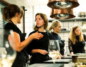 Kokkeskole hos Kokkeriet (Michelin)
