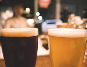 Ølsmagning hos Taphouse